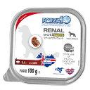 フォルツァ10 療法食 FORZA10 リナール アクティブウェット 腎臓 100g ドッグフード フォルツァ ディエチ
