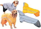 【最大500円OFFクーポン配布中】≪数量限定!≫《フルカバータイプのレインコート☆》レインコート3L、4Lサイズ[犬・レインコート・ペット・雨具・カッパ・かっぱ・アイリスオーヤマ・DRC-4L・DRC-3L]【2sp_120720_a】
