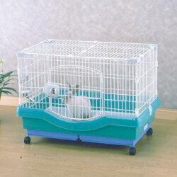 小動物快適ケージ すのこ付き送料無料 うさぎ ウサギ モルモット フェレット チンチラ 小動物 飼育...