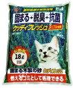 税込5,250円以上で送料無料【送料無料】ウッディフレッシュWF-180 18L×2袋セット[猫砂・ネコ...