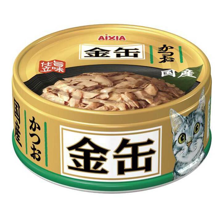 AIXIA 金缶『金缶ミニ かつお』