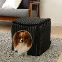 犬 猫 ベッド COMME CA ISM ペットベッド キューブ型ハウス Sサイズあったか ペットベッド コムサ ペット用品 犬 猫 COM-QHS アイリスオーヤマ Pet館 ペット館 楽天