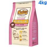 ニュートロ ナチュラルチョイス 超小型犬用 (4kg以下) 成犬用 チキン&玄米 4kg