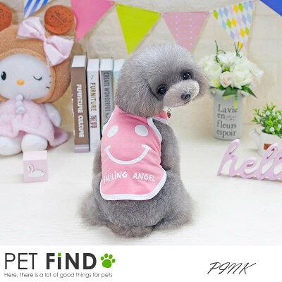 犬 服 スマイルニコちゃん タンクトップ S~XXL 犬の服
