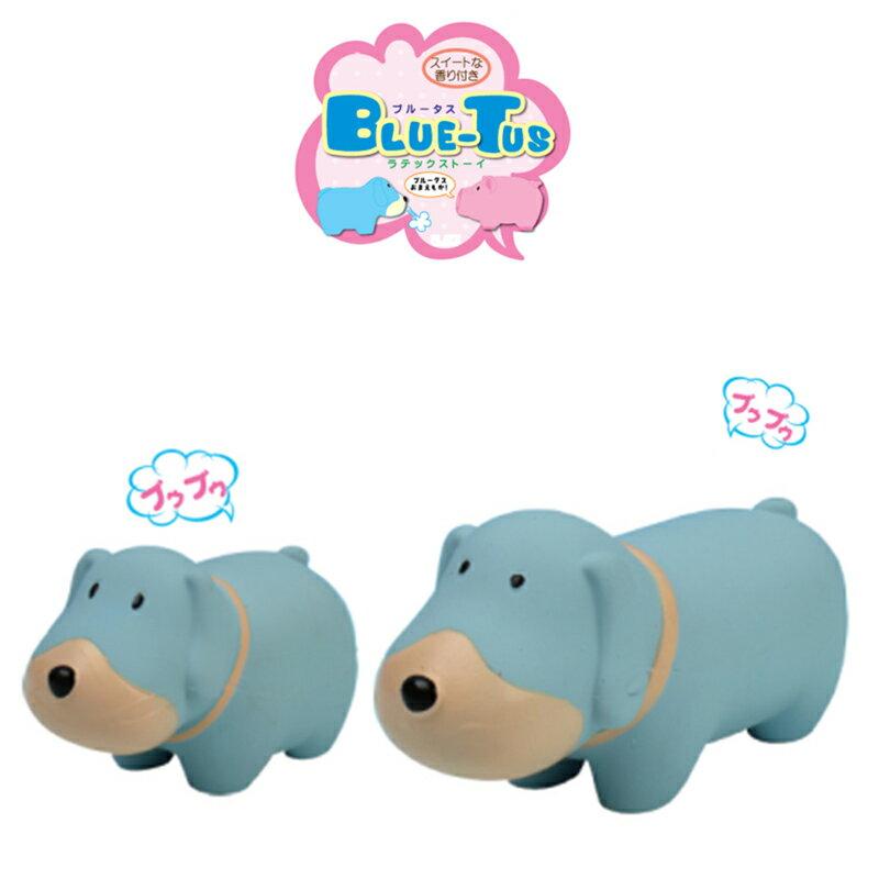 犬のおもちゃ PLATZ  PZ ブルータス ブゥブゥ、ユニークな鳴音