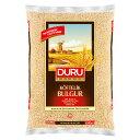 Duru ドゥル 細挽きブルグル 1kg 1000g キョフテ用 デュラム小麦 挽き割り小麦 トルコ産 Koftelik Bulgur Kisirlik Fine Bulgur