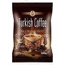 トルココーヒー ハジ ブルハン エフェンディ クラシック 袋入り 100g トルコ産 Turkish Coffee by Haci Burhan Efendi Classic Kurukahveci Klasik Tu