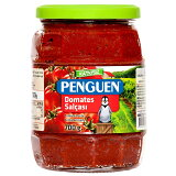 Penguen ペンギン 無添加 100%トマトペースト トマトサルチャ 700g トルコ産 Katkisiz Domates Salcasi Tomato Paste