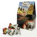 ピスタチオのロクムにチョコレートをコーティングトルコのお菓子チョコレートがけピスタチオの...