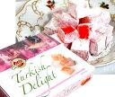 トルコ旅行土産の定番お菓子ロクム(ターキッシュディライト)バラ(ローズ)★Turkiye
