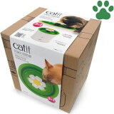 【35】 [特価品 良品返品不可] ジェックス Catit 猫用 循環式給水器 フラワーファウンテン 2.3L お洒落 かわいい キャットイット