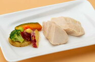 信州産ハーブ鶏のローストチキン