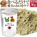 犬 無添加 サプリ(食べる歯磨き革命 30g) デンタル 歯...