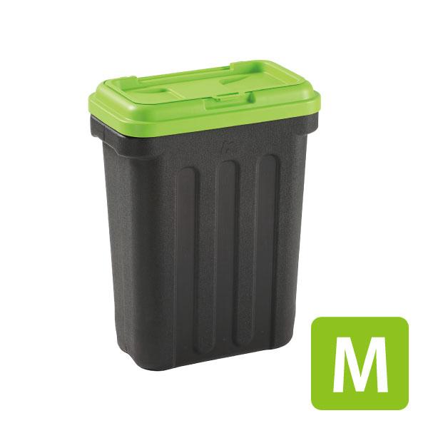 【ポイント2倍】グリーンフードコンテナ M[OFT][フードストッカー フードコンテナ 容器 ペットフード エサ入れ 食器 フードケース おやつケース 保存ケース]【D】