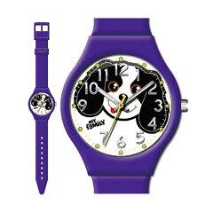 マイファミリー 腕時計 キャバリア(トライカラー)[犬とEnjoy!ドッグパーク]