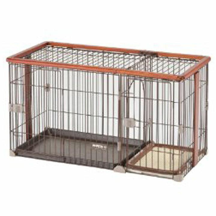 【ポイント2倍】ボンビ しつけるウッドワンサークル Sサイズ 送料無料 ボンビ ケージ 犬 ペット 【D】 [EC]