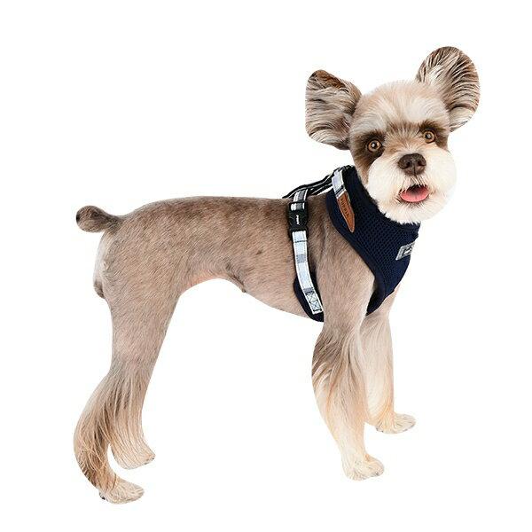 犬用 胴輪 ニールスーペリアハーネスA NEIL SUPERIOR HARNESS A:XLサイズ PUPPIA パピア ペット ドッグ