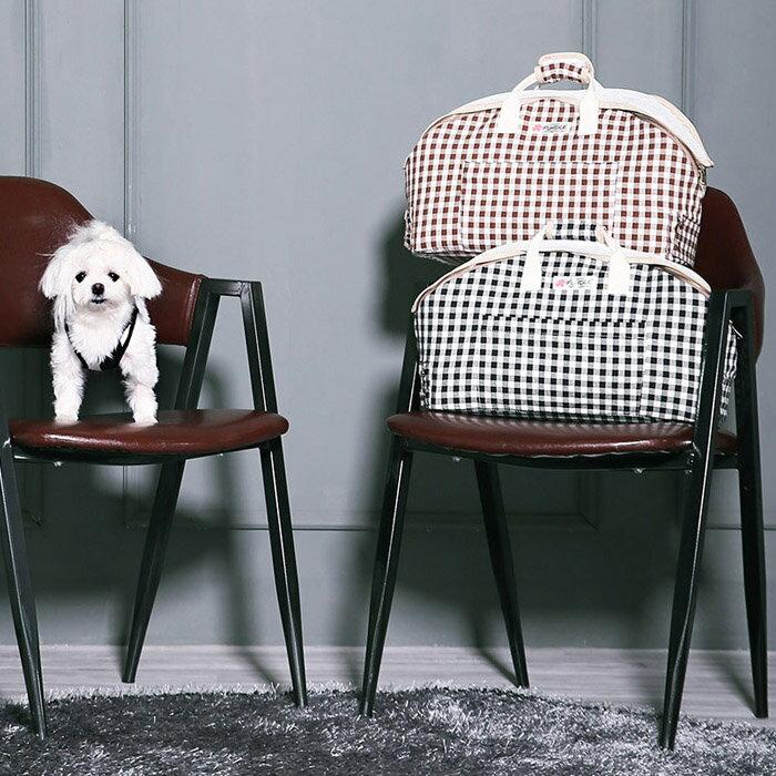 犬用 猫用 ファンドルバスケットラグキャリー ピクニック 小型犬 FUNDLE BASKET RUG CARRYBAG Picnic キャリーバッグ 保冷