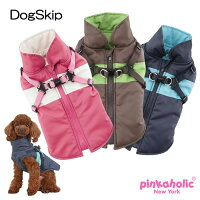 犬用/アイデンハーネスジャンパー/AIDEN/XLサイズ/PUPPIA/パピア/犬/ペット/ドッグ/洋服/ダウン