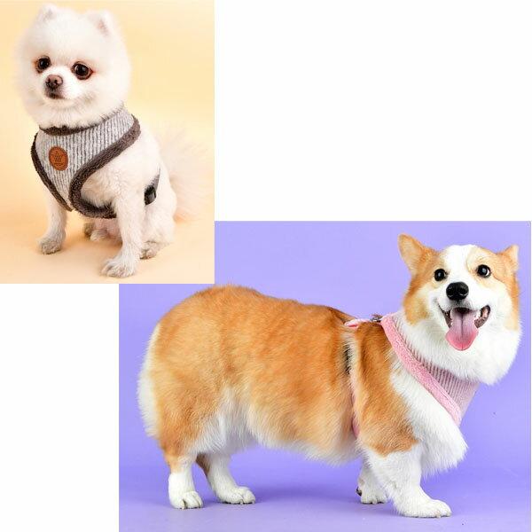 【メール便】犬用 胴輪 ズリハーネス:S,M,Lサイズ 小型犬 犬 PINKAHOLIC NEW YORK ピンカホリック ニューヨーク ペット ドッグ 胴回り調節可能