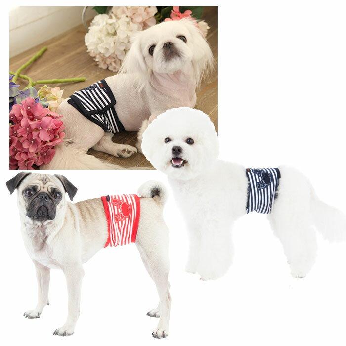 ビーチパーティーマナーバンド ベルト S,M,Lサイズ BEACH PARTY MANNER BAND PUPPIA パピア 犬 犬用 ペット ドッグ