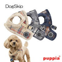 犬用/胴輪/ケンプハーネスB/KEMP/HARNESS/B/S,M,Lサイズ/PUPPIA/パピア/ペット/ドッグ/小型犬
