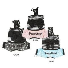 【半額以下!50%OFF】Nimble Toddle Overall☆S〜XL【PUPPYANGEL・パピーエンジェル】【犬 服 ...