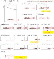 【名入れ無料】レザーパスケース(ストラップ付き)