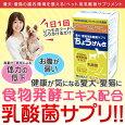 ネイチャーメディカルちょうげんき20g【犬・猫用乳酸菌サプリメント】