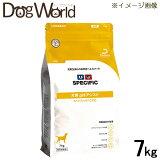 スペシフィック 犬用 pHアシスト CCD ドライタイプ 7kg[賞味:2021/5]