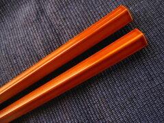 春慶塗りをイメージした業務用箸!50%OFF業務用箸 五角 春慶 10膳入り エコ箸