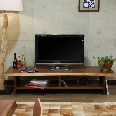 新型テレビボード(ブラックウォルナット)