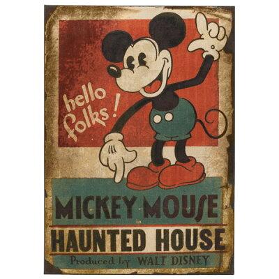 ディズニーミッキーホーンテッドハウスラグMICKEYHauntedhouseRUGDRM-1035約140×200cmスミノエ