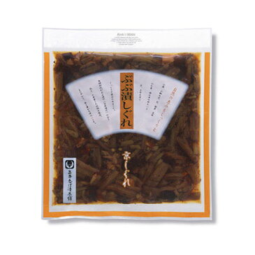ぶぶ漬しぐれ LP 京漬物 漬物 京都 お茶漬け 京土産 (土井志ば漬本舗)