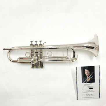 【選定品】ヤマハ/B♭管トランペット/YTR-8335RS(読売日本交響楽団 首席トランペット奏者 辻本憲一氏による)