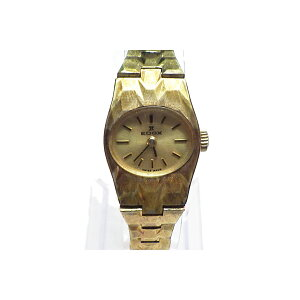EDOX Ladies Watch Manual winding [Used] [Popular] [Bargain] 4332B.
