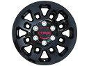 US TOYOTA 正規品 TRD16インチ MT タイヤ ホイール 4本セットプロフェッショナルシリーズ FJクルーザー/タコマ 2