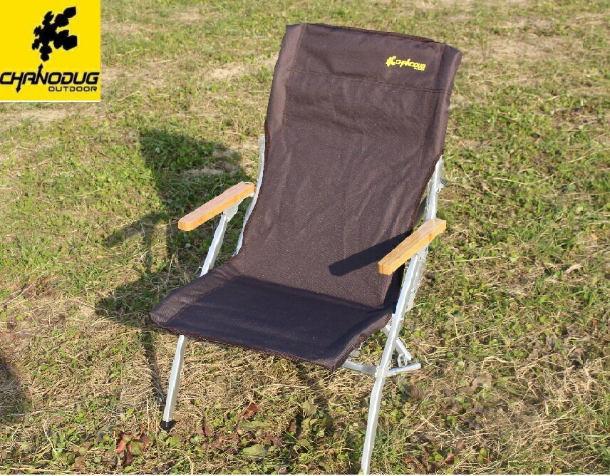 ★NEW★CHANODUG OUTDOOR★LOW CHAIR 30★BROWN★新色★ブラウン★ローチェア★