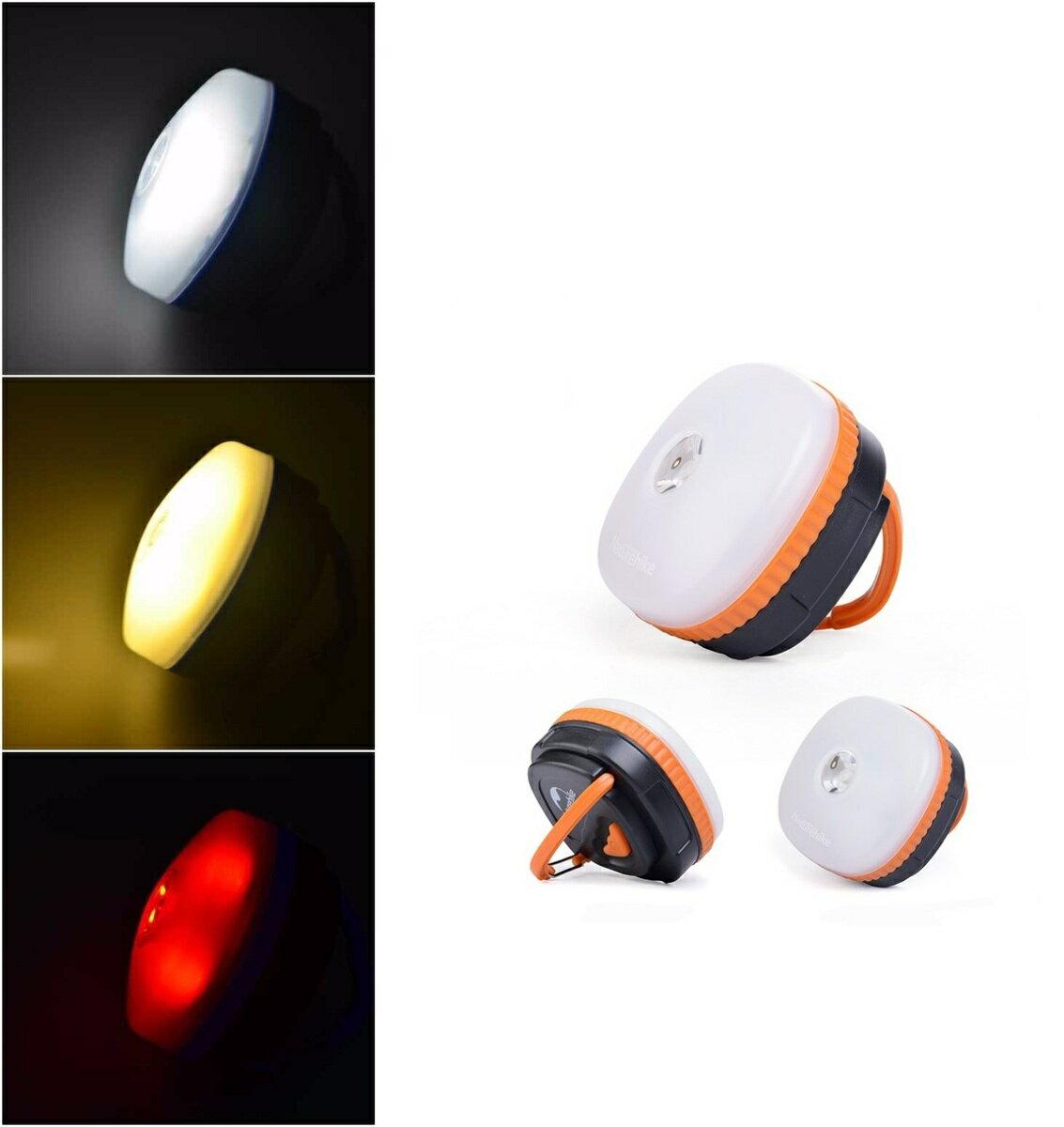 ★CAMPING LIGHTS★1W+7LED★ほおずき風ライト★白色・暖色・赤色3色LED切り換え★ランタンライト★