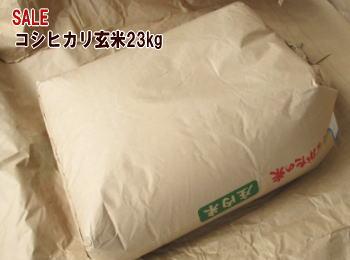 米・雑穀, 玄米  123kg 23kg1 740 3400