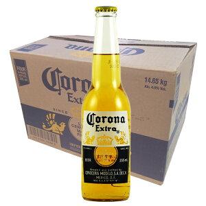 コロナ・エキストラボトル355ml瓶(1ケース/24本)メキシコビール