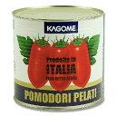 【200ポイントゲット】カゴメ ホールトマト 2550g 業務用食品