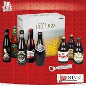 【送料無料】【ベルギービール】【ギフトセット】 飲み比べギフト(8本入り)【デュベル栓抜き1個付き】【BG8】