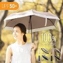 折りたたみ日傘 UVカット 完全遮光 送料無料 折り畳み日傘