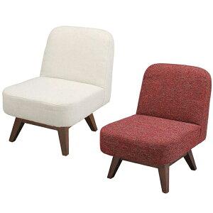 【送料無料】チェア(RD/BE)チェアーダイニングチェアダイニングチェアー食卓椅子いすイス椅子ダイニング木製布製1人掛け回転回転チェアレッドベージュ北欧レトロシンプルオシャレインテリア家具