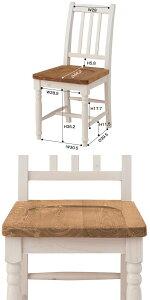 【送料無料】チェア1脚チェアーのみチェア単品ダイニングチェアダイニングチェアー食卓椅子いすイス椅子ダイニングチェアチェアー木製天然木北欧木製インテリア家具ナチュラルテイスト北欧テイストカントリーフレンチかわいい