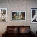 【送料無料】アートパネル選べる8タイプ長方形風景画風景写真カラーセピアかっこいいカッコイイおしゃれ日用雑貨雑貨インテリアアクセントカフェホテルメンズモダンスタイリッシュシンプル縦横90×60cm60×90cm額付壁飾りNY