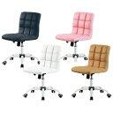 モコモコしたデザインが可愛く、座り心地も◎ チェアー チェア オフィスチェア デスクチェアー ...