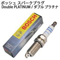 Miniミニ(R56)BOSCHボッシュ輸入車用スパークプラグダブルプラチナDoublePlatinum4本セット