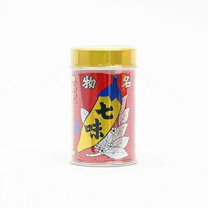 八幡屋礒五郎七味唐辛子缶入 おみやげ